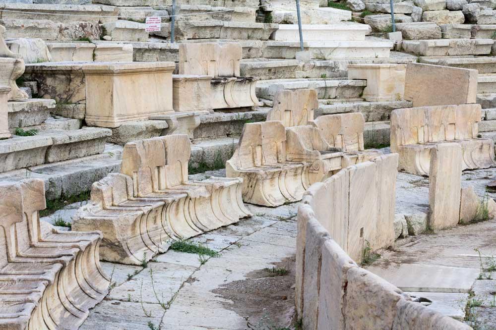 Театр в Акрополе