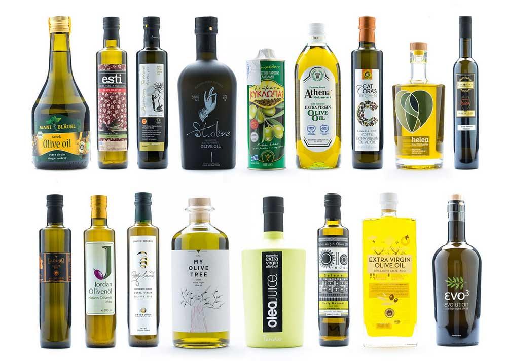 Лучшие сорта греческого оливкового масла