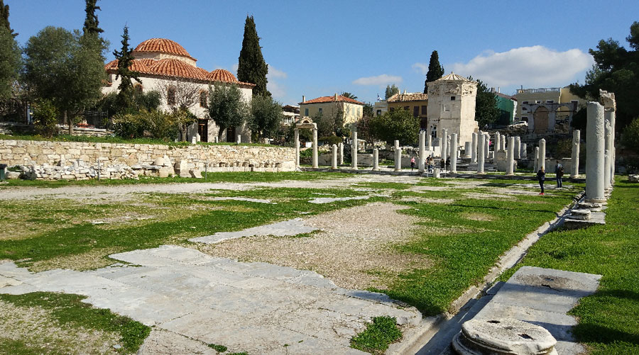 Афинская башня ветров
