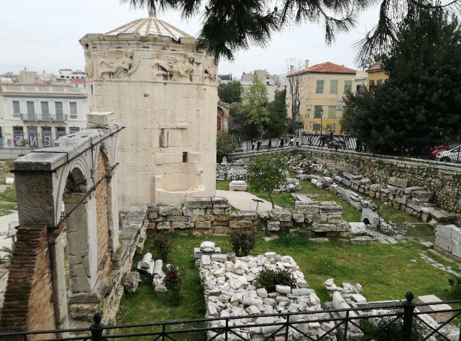 Обсерватория в Афинах