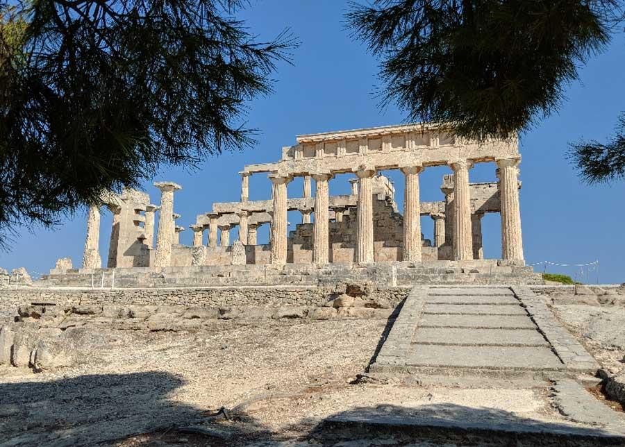 Храмовый комплекс Афайи