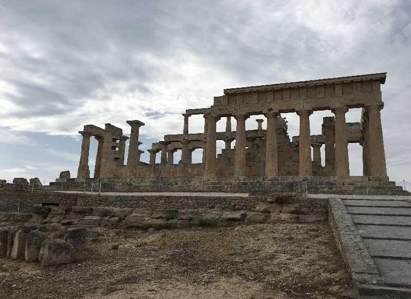 Храм Афайи