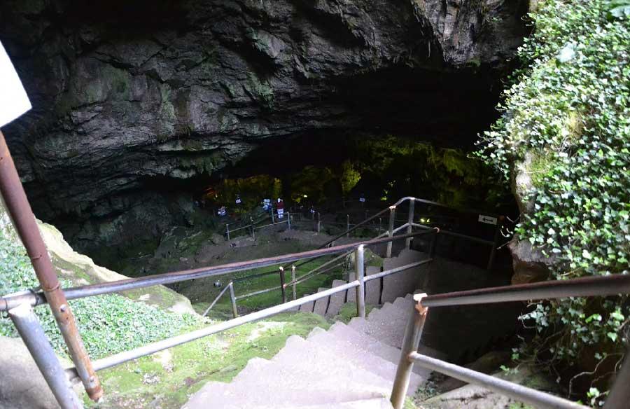 Диктейская пещера фото