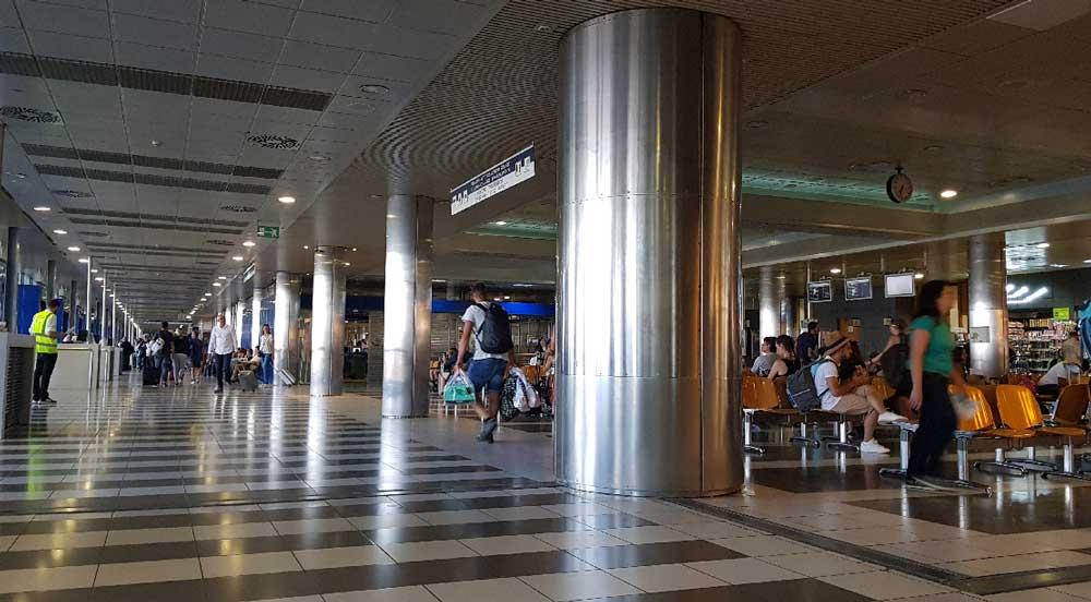 Аэропорт Халкидики Греция
