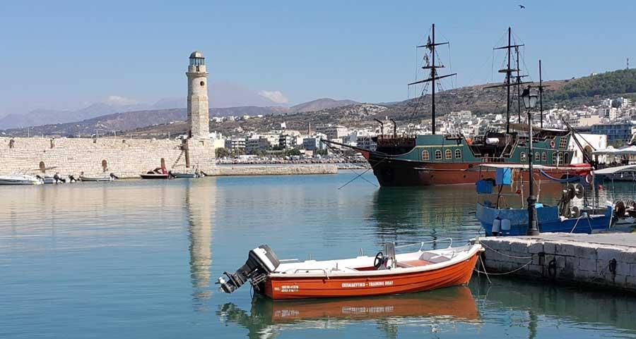 Ретимно на Крите