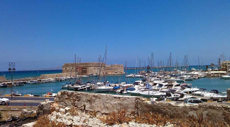 Ираклион Крит