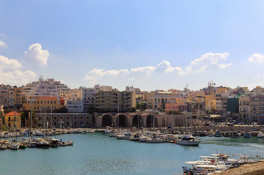 Города Крита