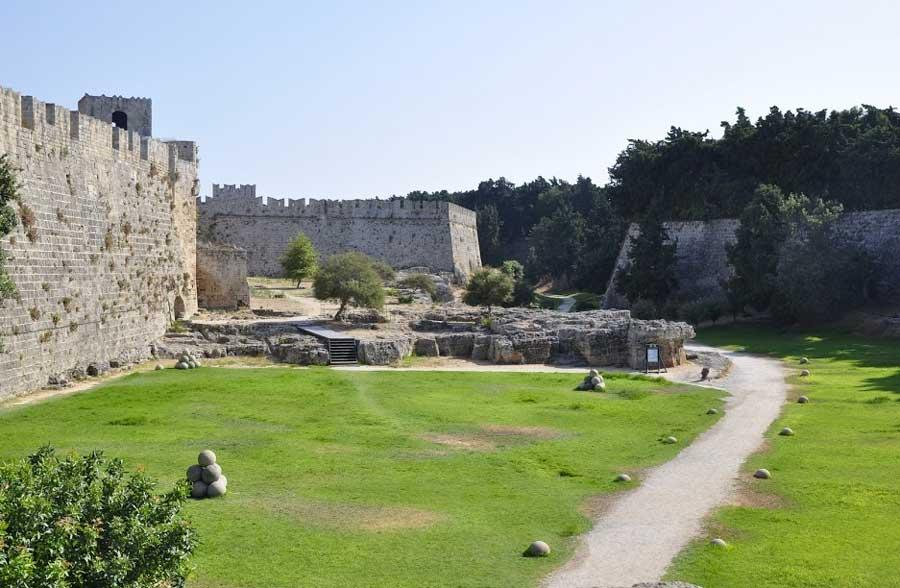 Греция Родос