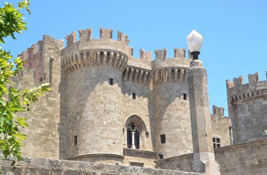 Родсская крепость