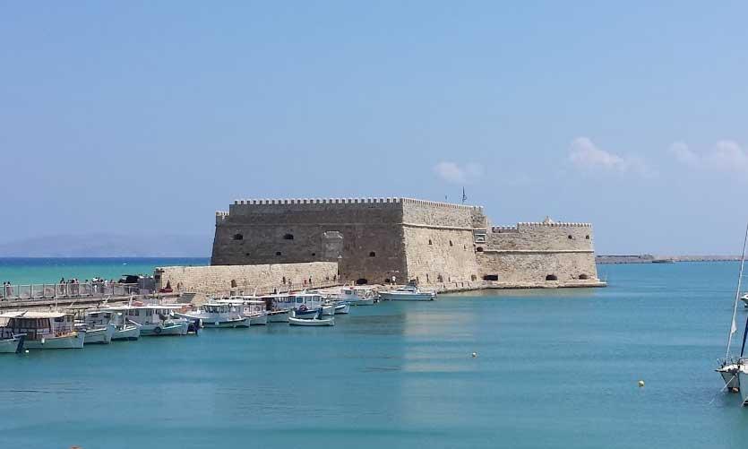 Достопримечательности Греции Крит