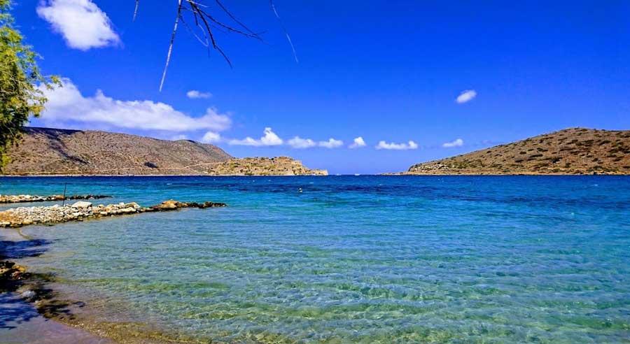 Море и пляжи на Крите