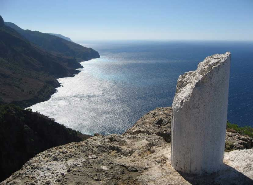 Бухты Крита