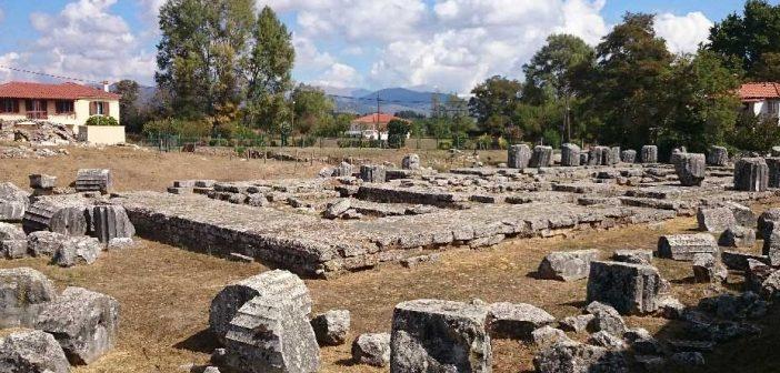 Храм Афины Алеи в Тегее – история, архитектура