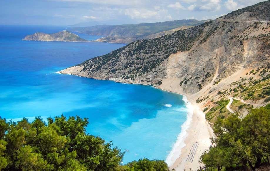 Природа острова Кефалония