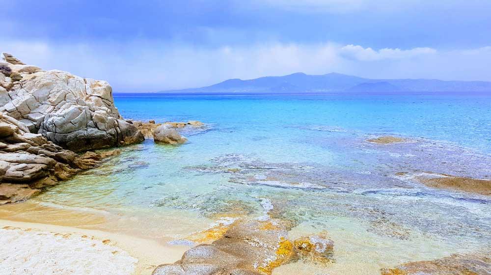 Погода на острове Наксос