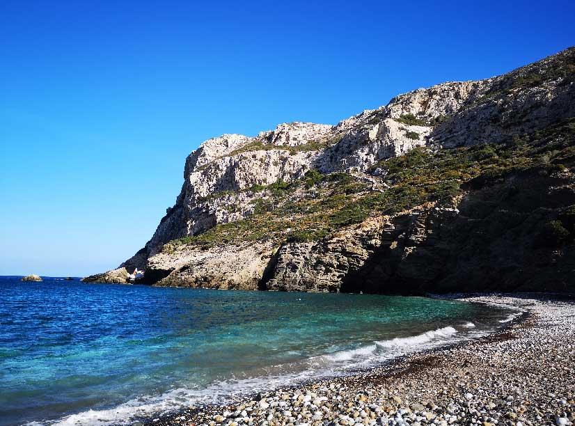 Пляжи Никсоса
