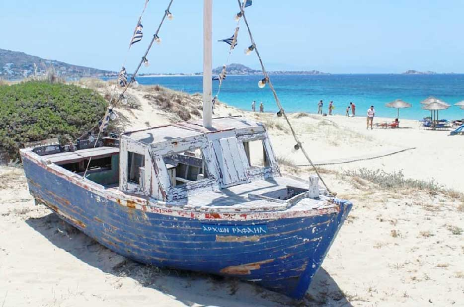 Пляж Айос Прокопьос