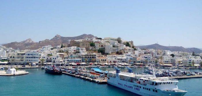 Греческий остров Эгейского моря Наксос – достопримечательности, пляжи, погода