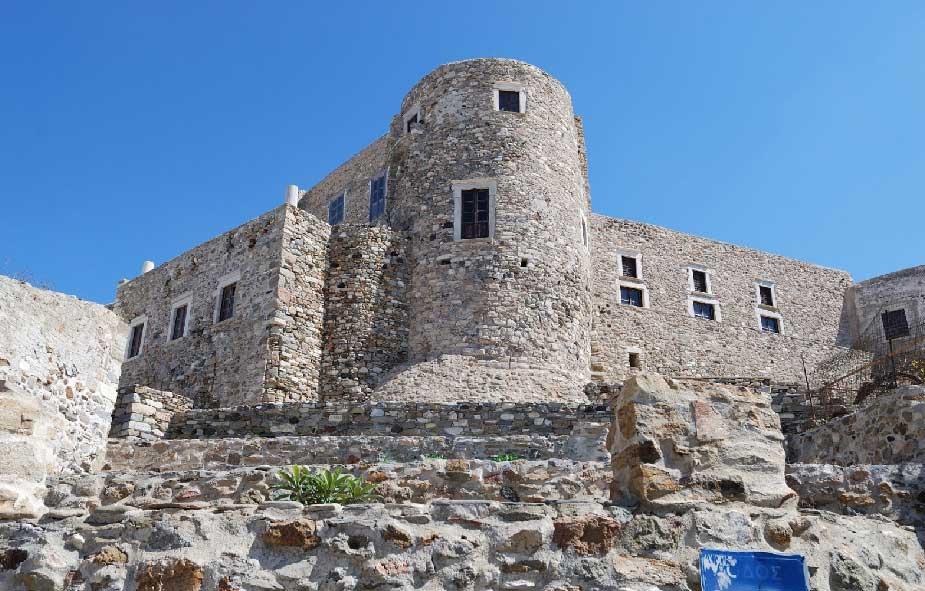Замки Никсоса