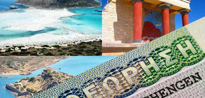 Нужна ли виза на Крит для граждан России – оформление, стоимость