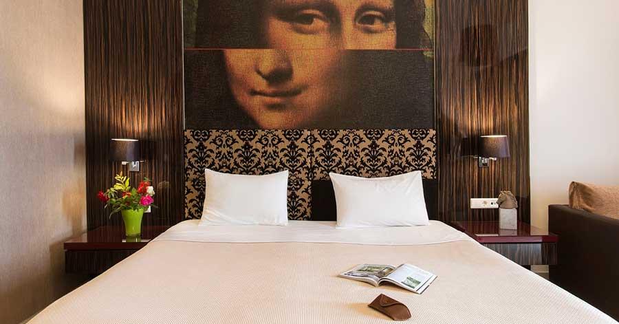 Номера в отеле Olympion Sunset Hotel 5