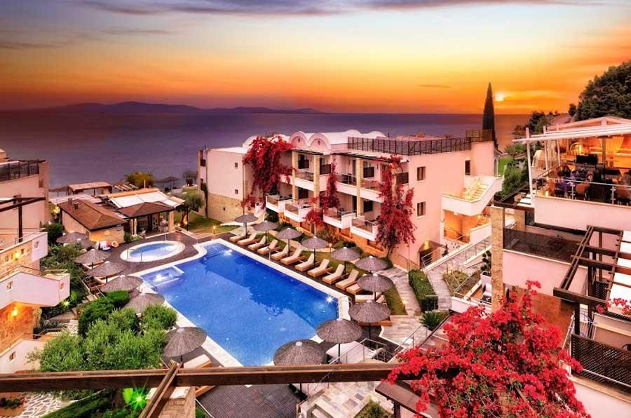 Olympion Sunset Hotel 5