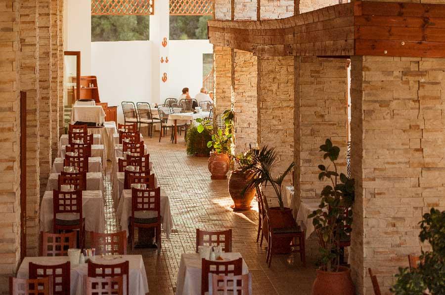 Рестораны в отеле Alexandros Palace Hotel