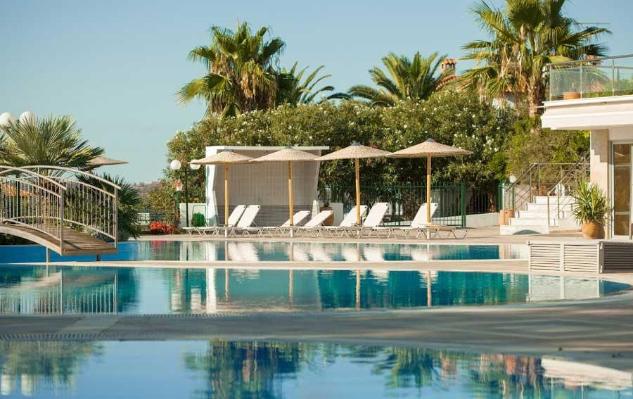 Бассены Alexandros Palace Hotel suites 5