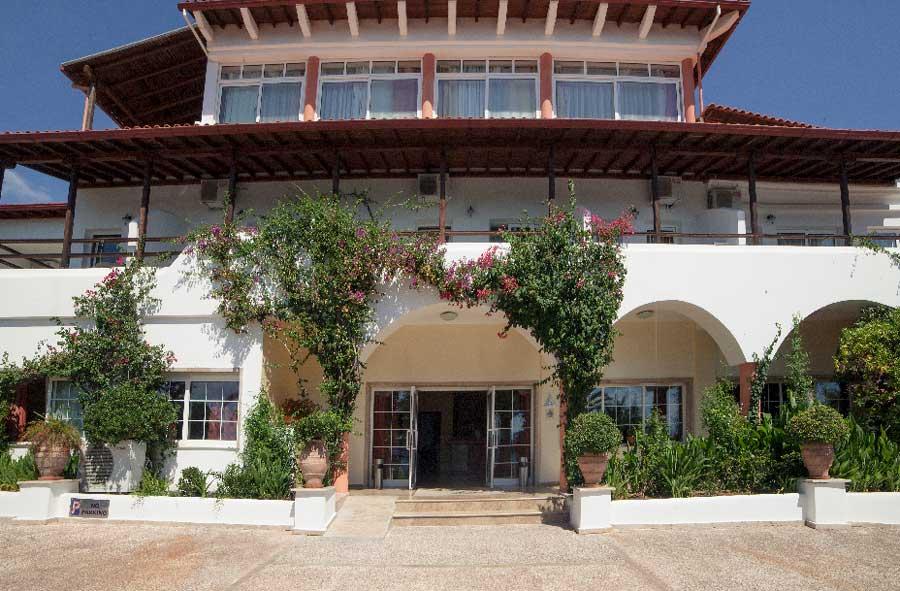 Отель Alexandros Palace Hotel Suites 5 звезд