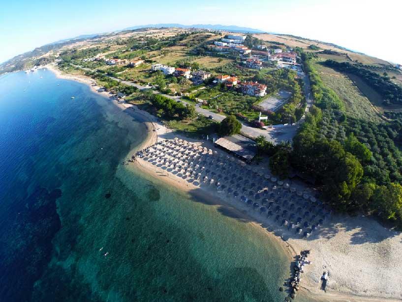 Пляж Alexandros Palace Hotel suites 5