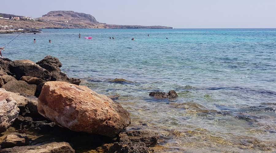 Море Родос