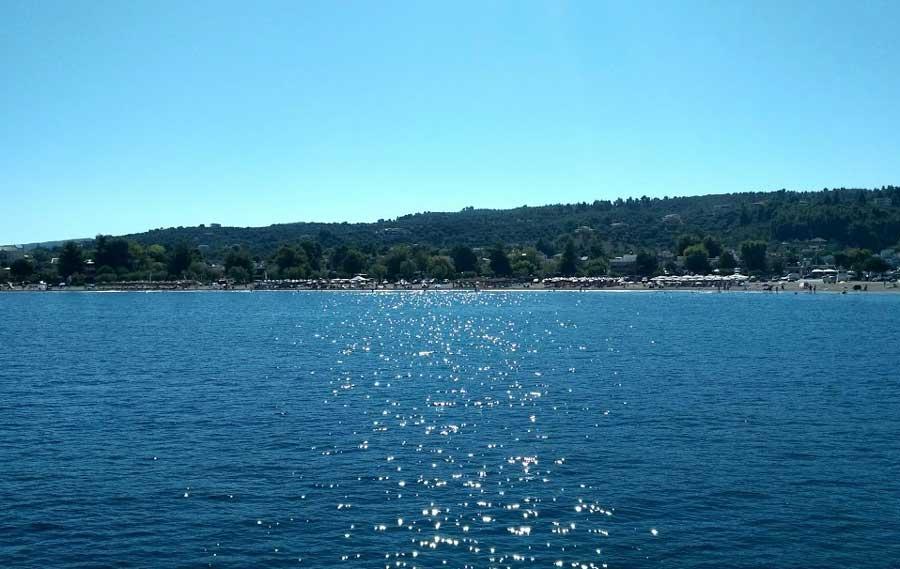 Beach Pefki