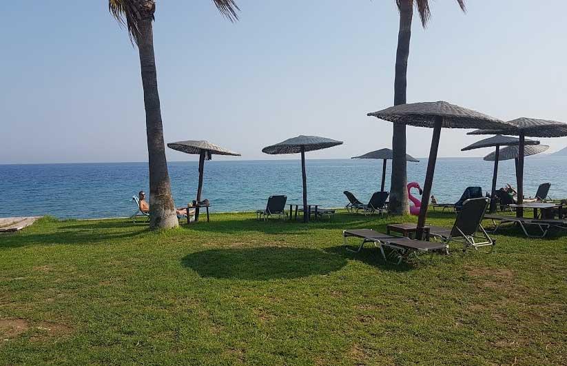 Калаварда пляж Родос
