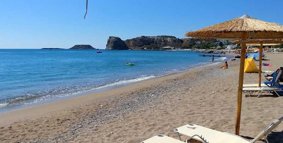 Пляж Стегна