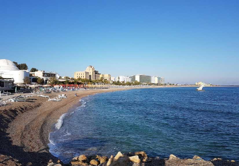 Пляж Элли