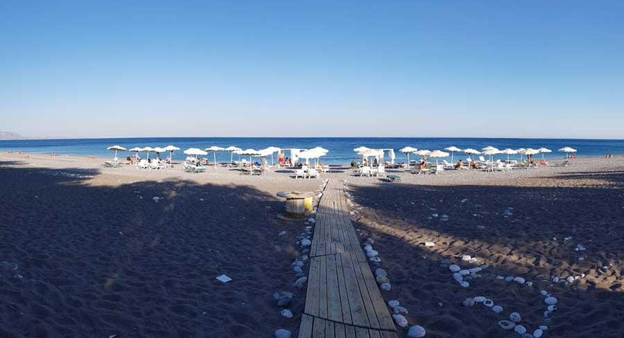 Пляж Геннади Родос