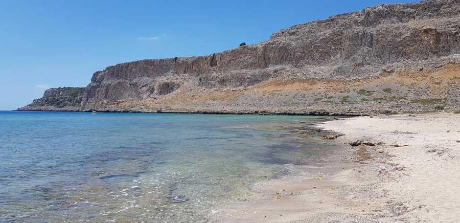 Пляжи Линдоса