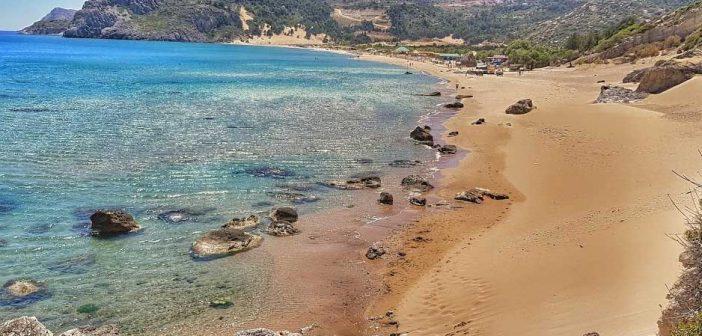 Пляжи Родоса – идеальный отдых на любой вкус