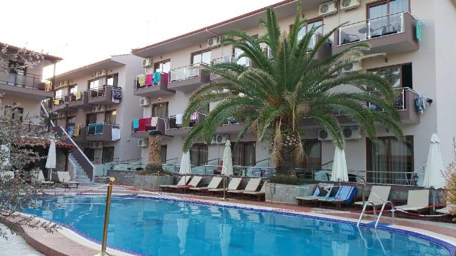Simeon Hotel 3 Ситония Метаморфоси