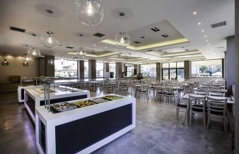 Как кормят в Simeon Hotel 3