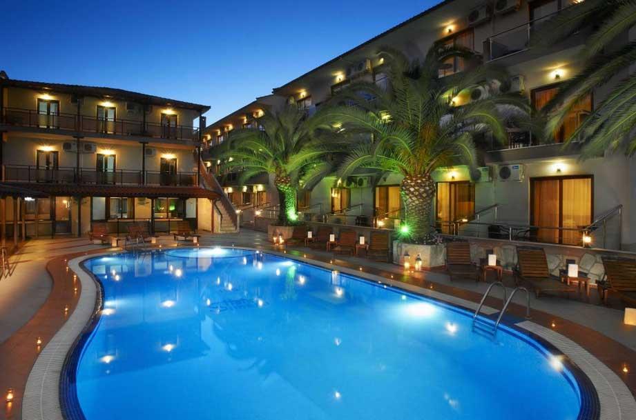 Simeon Hotel 3* Халкидики Ситония Метаморфоси