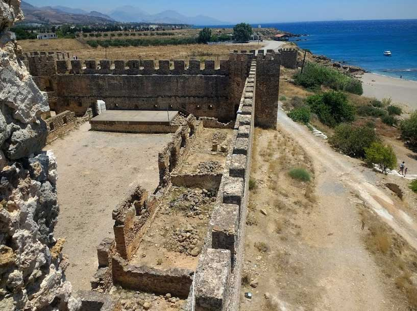 Крепость Франгкостелло