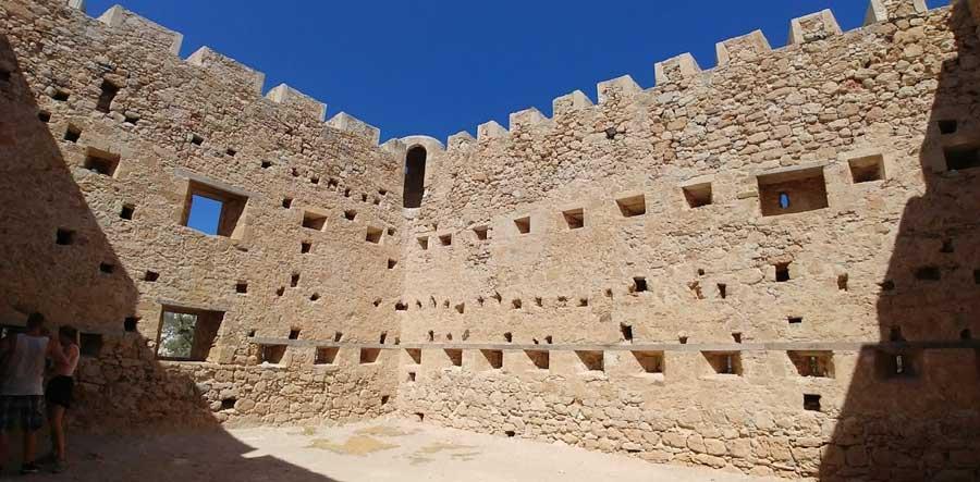 Крепость Сития