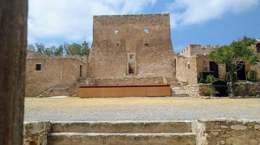 Замок Ситиа