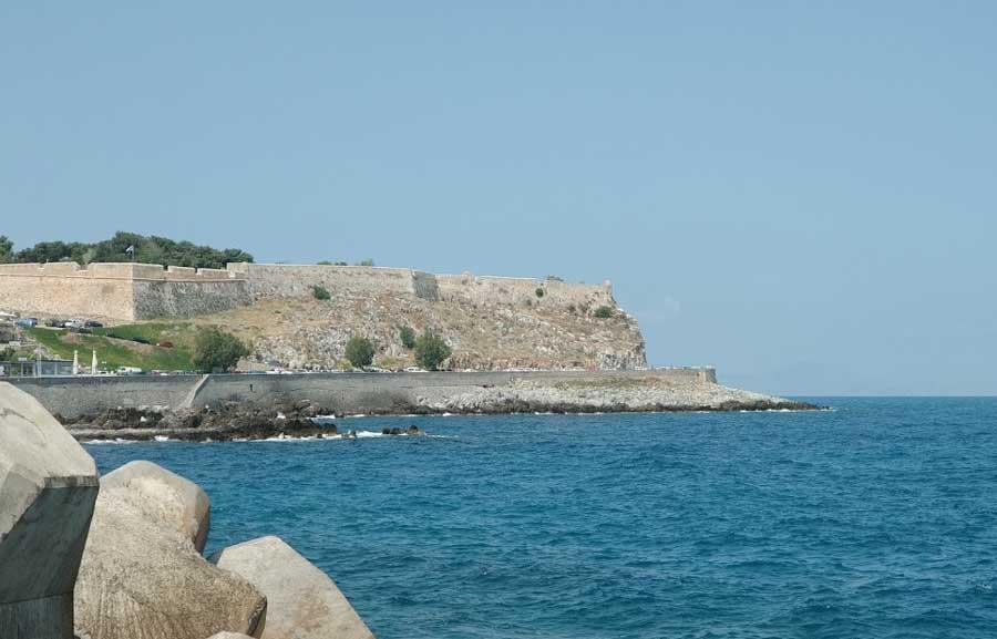 Замок в Ретимно