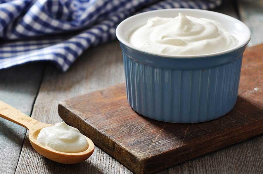 Греческий йогурт с чем есть