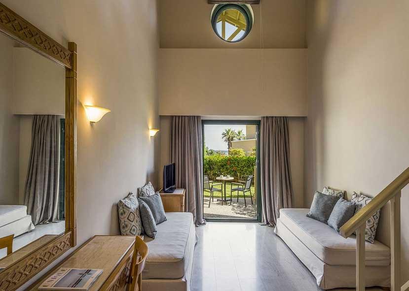 Номера отеля Mitsis Rodos Maris Resort и Spa
