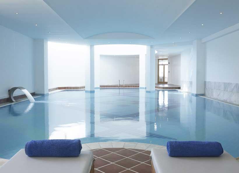 Спа и крытый бассейн mitsis rodos maris
