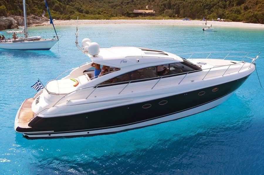 Покупка яхты в Греции