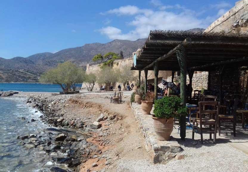 Берег на Крите